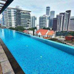 Отель Mercure Singapore Bugis Сингапур, Сингапур - 1 отзыв об отеле, цены и фото номеров - забронировать отель Mercure Singapore Bugis онлайн с домашними животными