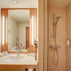 Отель FourSide Hotel & Suites Vienna Австрия, Вена - 3 отзыва об отеле, цены и фото номеров - забронировать отель FourSide Hotel & Suites Vienna онлайн ванная фото 2