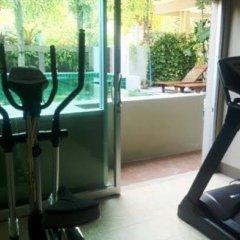 Отель Benjamas Place фитнесс-зал фото 2