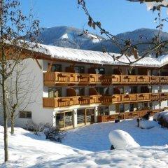 Отель Alpenpanorama Австрия, Зёлль - отзывы, цены и фото номеров - забронировать отель Alpenpanorama онлайн спортивное сооружение