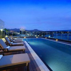 Отель Hyatt Place Tegucigalpa Гондурас, Тегусигальпа - отзывы, цены и фото номеров - забронировать отель Hyatt Place Tegucigalpa онлайн бассейн