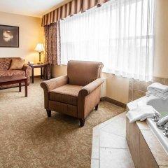 Отель Comfort Inn And Suites McMinnville спа