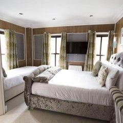 Cheshire Hotel комната для гостей фото 2