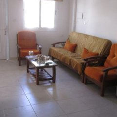 Отель Valentinos Villa Кипр, Протарас - отзывы, цены и фото номеров - забронировать отель Valentinos Villa онлайн комната для гостей фото 3