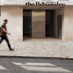 Отель The Lisbonaire Apartments Португалия, Лиссабон - отзывы, цены и фото номеров - забронировать отель The Lisbonaire Apartments онлайн парковка