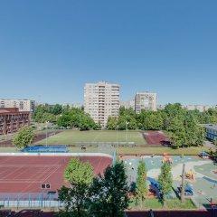 Апартаменты Open Apartment Bely Kuna Санкт-Петербург балкон