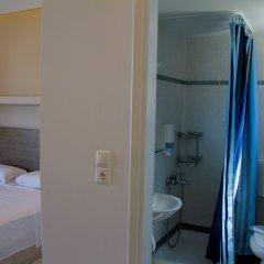 Отель Stalis Blue Sea Front Deluxe Rooms ванная