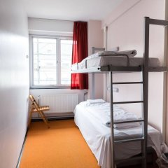 Отель Copenhagen Downtown Hostel Дания, Копенгаген - 1 отзыв об отеле, цены и фото номеров - забронировать отель Copenhagen Downtown Hostel онлайн комната для гостей фото 2