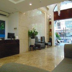 Hanoi HM Boutique Hotel интерьер отеля фото 2