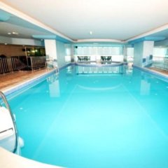 Al Bustan Hotel Flats Шарджа бассейн фото 2