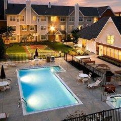 Отель Residence Inn Columbus Easton США, Колумбус - отзывы, цены и фото номеров - забронировать отель Residence Inn Columbus Easton онлайн бассейн
