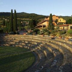 Отель Fattoria degli Usignoli Италия, Реггелло - отзывы, цены и фото номеров - забронировать отель Fattoria degli Usignoli онлайн приотельная территория