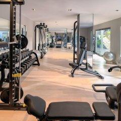 Aguas de Ibiza Grand Luxe Hotel фитнесс-зал фото 2