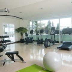Отель LK The Empress фитнесс-зал фото 3