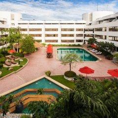 Отель Amari Don Muang Airport Bangkok Таиланд, Бангкок - 11 отзывов об отеле, цены и фото номеров - забронировать отель Amari Don Muang Airport Bangkok онлайн бассейн