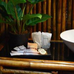 Отель Eco Lanta Hideaway Beach Resort Ланта ванная