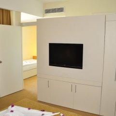 Kervansaray Kundu Beach Hotel Турция, Кунду - 5 отзывов об отеле, цены и фото номеров - забронировать отель Kervansaray Kundu Beach Hotel онлайн удобства в номере фото 2