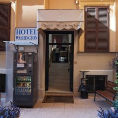 Отель Washington Resi Рим банкомат