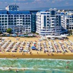 Отель Chaika Metropol пляж