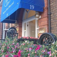 Отель Regency Hotel Westend Великобритания, Лондон - отзывы, цены и фото номеров - забронировать отель Regency Hotel Westend онлайн интерьер отеля фото 5