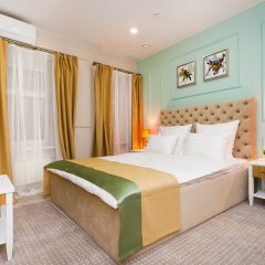 Бутик-Отель Столешников комната для гостей фото 3