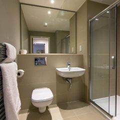Отель SACO Manchester - Piccadilly Великобритания, Манчестер - отзывы, цены и фото номеров - забронировать отель SACO Manchester - Piccadilly онлайн ванная фото 2