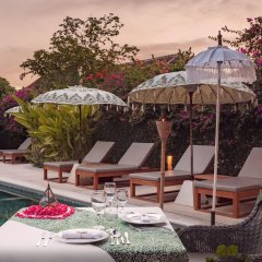 Отель The Pavilions Bali пляж