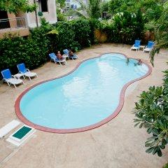 Отель Fullmoon Beach Resort с домашними животными