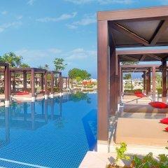 Отель W Muscat Оман, Маскат - отзывы, цены и фото номеров - забронировать отель W Muscat онлайн бассейн фото 3