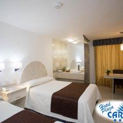 Отель Plaza Caribe Мексика, Канкун - отзывы, цены и фото номеров - забронировать отель Plaza Caribe онлайн комната для гостей фото 3