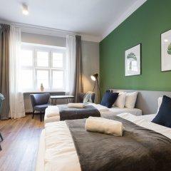 Отель Aparthouse Woźna 11 Old Town Польша, Познань - отзывы, цены и фото номеров - забронировать отель Aparthouse Woźna 11 Old Town онлайн комната для гостей фото 4