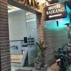 Hotel Bajrang гостиничный бар