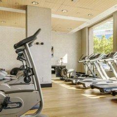 Отель Ilunion Alcala Norte Мадрид фитнесс-зал фото 3
