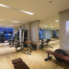 Отель Liberty Central Nha Trang фитнесс-зал