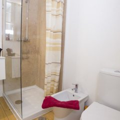 Отель LV Premier Baixa FI ванная