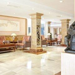 Отель Grupotel Los Príncipes & Spa интерьер отеля