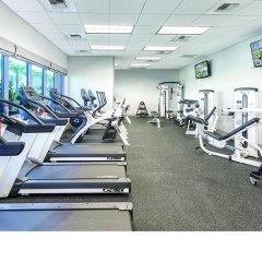 Отель Wyndham Desert Blue США, Лас-Вегас - отзывы, цены и фото номеров - забронировать отель Wyndham Desert Blue онлайн фитнесс-зал фото 3