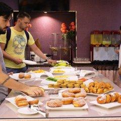 Al Khaleej Grand Hotel питание фото 2