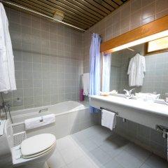 Отель Volta Hotel Akosombo Гана, Акосомбо - отзывы, цены и фото номеров - забронировать отель Volta Hotel Akosombo онлайн ванная