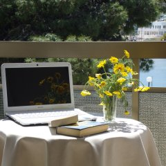 Отель Rachel Hotel Греция, Эгина - 1 отзыв об отеле, цены и фото номеров - забронировать отель Rachel Hotel онлайн фото 6