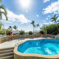 Отель Rocamar Beach Apts Морро Жабле бассейн фото 2