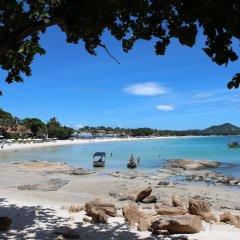 Отель First Bungalow Beach Resort пляж фото 3