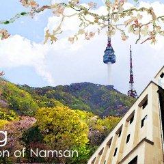 Отель N Fourseason Hotel Myeongdong Южная Корея, Сеул - отзывы, цены и фото номеров - забронировать отель N Fourseason Hotel Myeongdong онлайн