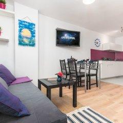 Отель Little Home - Violet Польша, Варшава - отзывы, цены и фото номеров - забронировать отель Little Home - Violet онлайн комната для гостей фото 3