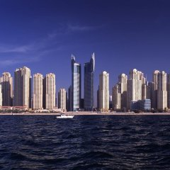 Отель JA Oasis Beach Tower пляж фото 2