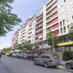 Отель The Rooms Hotel, Residence & Spa Албания, Тирана - отзывы, цены и фото номеров - забронировать отель The Rooms Hotel, Residence & Spa онлайн парковка