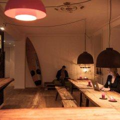 Copenhagen Backpackers Hostel интерьер отеля