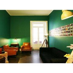 Liv'in Lisbon Hostel комната для гостей фото 2