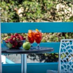 Santellini Hotel балкон