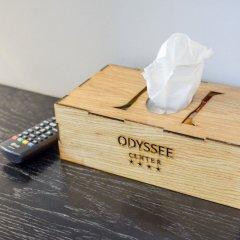 Отель Odyssee Center Hotel Марокко, Касабланка - отзывы, цены и фото номеров - забронировать отель Odyssee Center Hotel онлайн удобства в номере фото 2